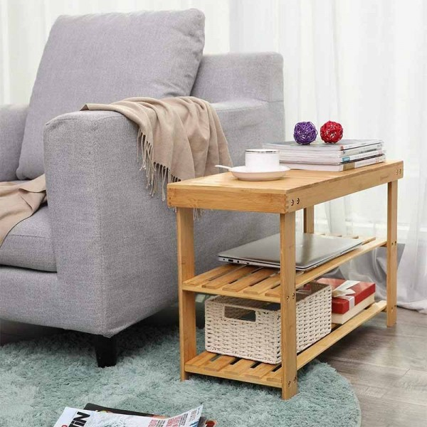 Tabouret bambou LBS04N