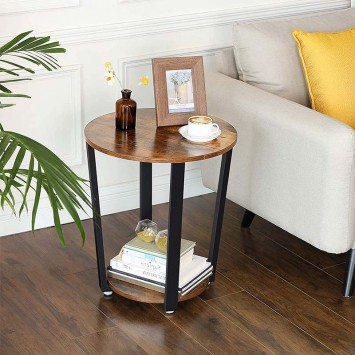 table d'appoint ronde LET57X